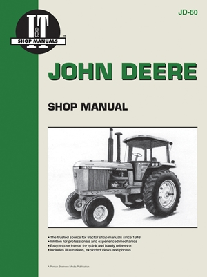 John Deere Shop Manual 4055 4255 4455 4555+