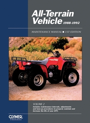 All-Terrain Vehicles Vol 2