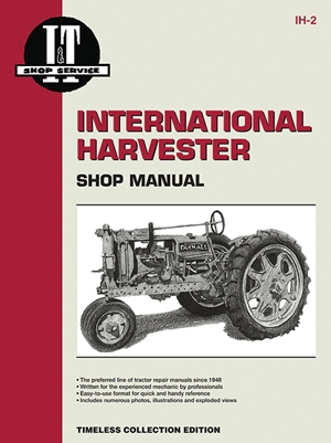 International Harvester Shop Manual Series Models F12 F14 F20 F30 W12 +