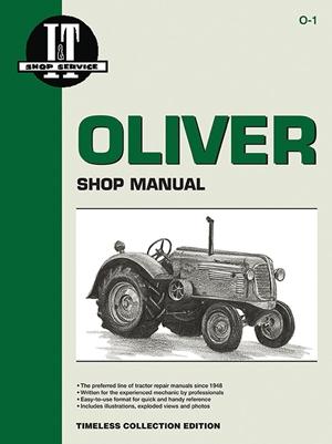 Oliver Models 60HC 66HC 70HC 80+