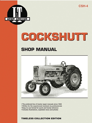 Cockshutt Models 540 550 560 570