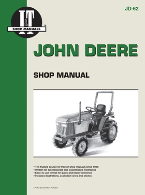 John Deere Shop Manual 670 770 870 970&1070