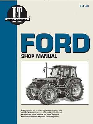 Ford Shop Manual Models5640 6640 7740 7840+