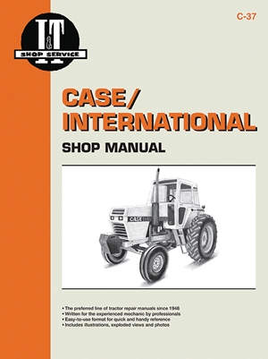 Case Shop Manual C-37 2090 2094 2290 2294+