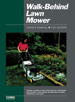 Walk-Behind Lawn Mower Ed 5
