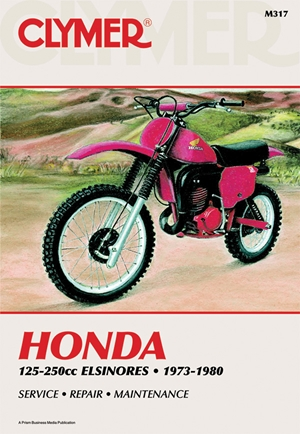 Honda Elsinores 125-250cc 73-80