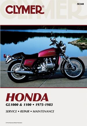 Honda GL1000 & 1100, 1975-1983