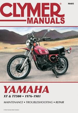 Yamaha XT & TT Singles 76-81