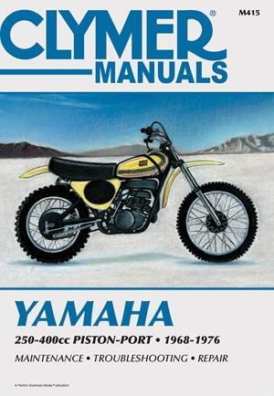 Yamaha 250-400cc Pstn-Port 68-76