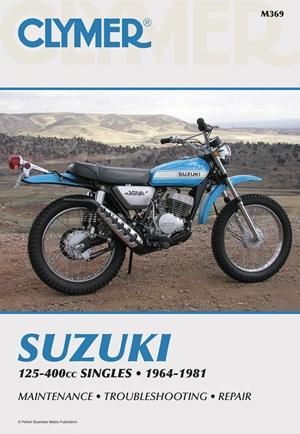 Suzuki 125-400cc Singles 64-81