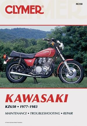Kawasaki KZ650 1977-1983