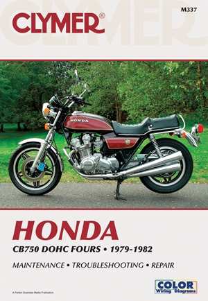 Clymer Honda CB750 DOHC Fours 1979-1982