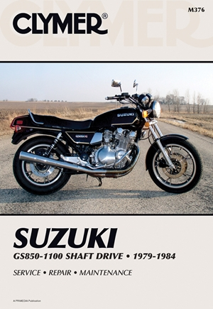 Suzuki GS850-1100 Shaft Drv 79-84