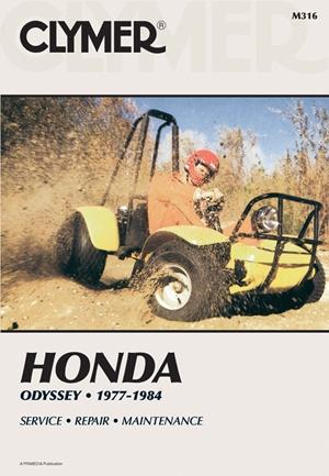 Honda Odyssey 77-84