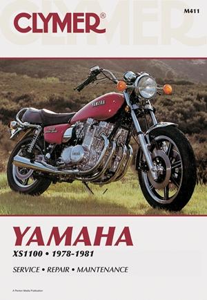 Yamaha XS1100 Fours 78-81
