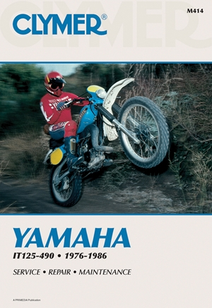 Yamaha IT125-490 76-86
