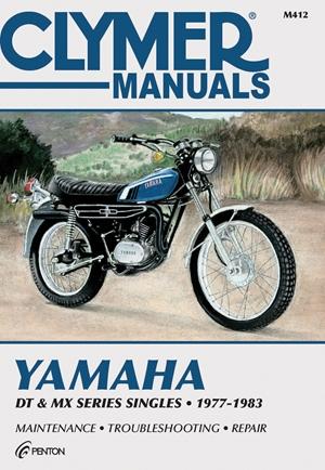 Yamaha DT & MX Series Sngls 77-83