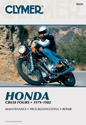 Honda CB650 Fours 79-82