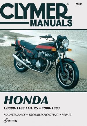 Honda CB900-1100 Fours 80-83