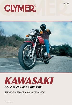 Kawasaki KZ Z & ZX750 80-85