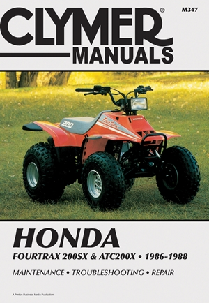 Honda 4trax 200SX/ATC200X 86-88