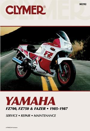 Yamaha FZ700 Fz750 & Fazer 85-87