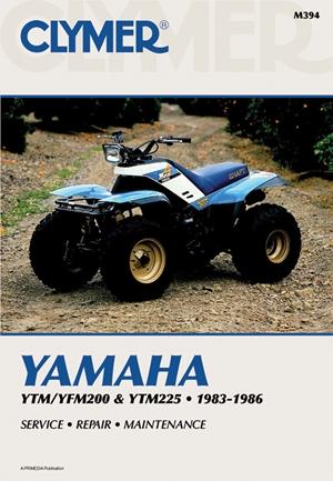 Yamaha YTM/YYFM200 & YTM225 83-86