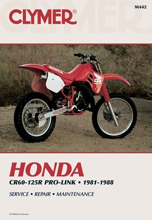 Honda CR60-125R Pro-Link 81-88