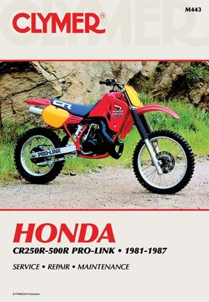 Honda CR250-500R Pro-Link 81-87