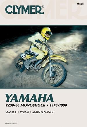 Yamaha YZX50-80 Monoshock 78-90