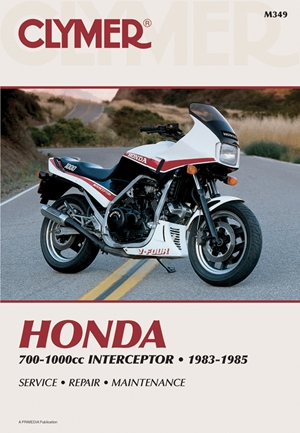 Honda 700-1000cc Intrceptr 83-85