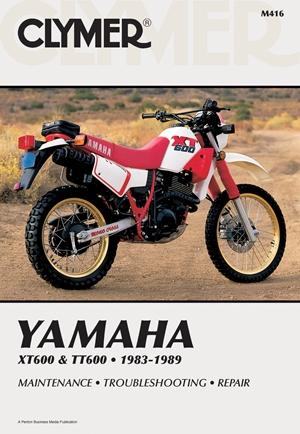 Yamaha XT600 & TT60 83-89