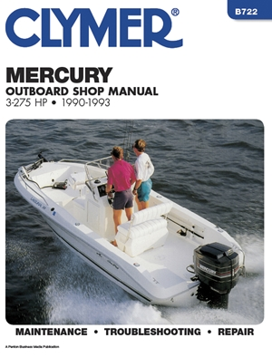 Mercury 3-275 HP OB 90-1993