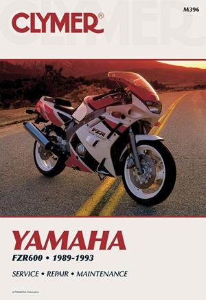 Yamaha FZR600 89-93