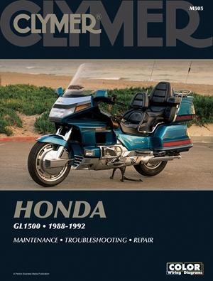 Honda GL1500 88-92