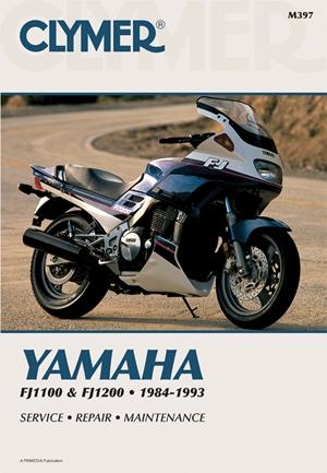 Yamaha FJ1100 & FJ1200 84-93