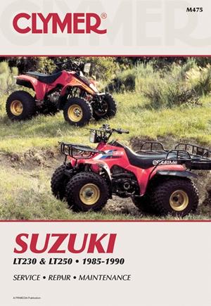 Suzuki LT230 & LT250 85-90