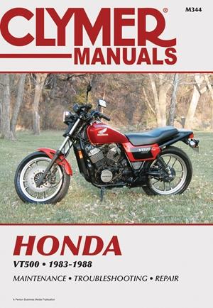 Honda VT500 83-88