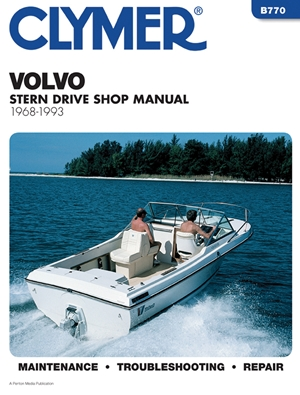 Volvo Stern Drive 68-1993