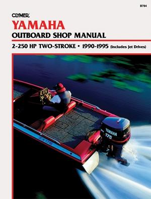 Yamaha 2-225 HP 2-Stroke 90-95