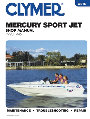 Mercury Powered Sport Jet