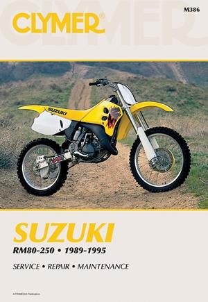 Suzuki RM80-250 89-95