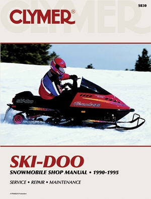 Ski-Doo Snowmobile 90-95