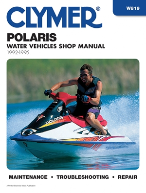 Polaris Personal Watercraft 92-95