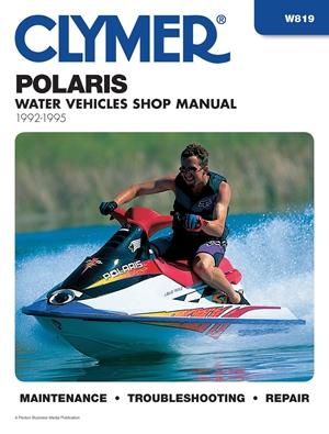 Polaris Personal Watercraft 92-95