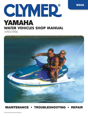 Yamaha Prsnl Watercraft 93-96
