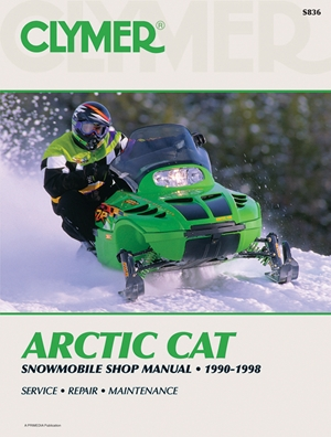 Arctic Cat Snowmobile 90-98