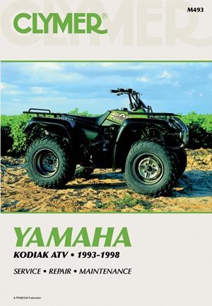 Yamaha YFM400 Kodiak 93-98
