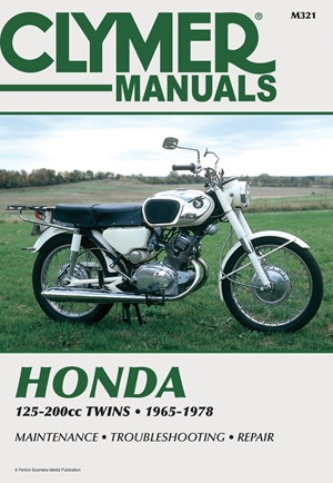 Honda 125-200cc Twins 65-78