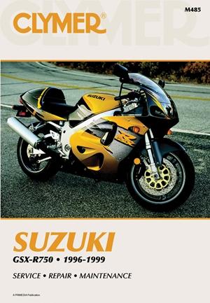 Suzuki GSX-R750 1996-1999